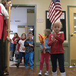 Local preschool athletes celebrate their own Winter Olympic Games