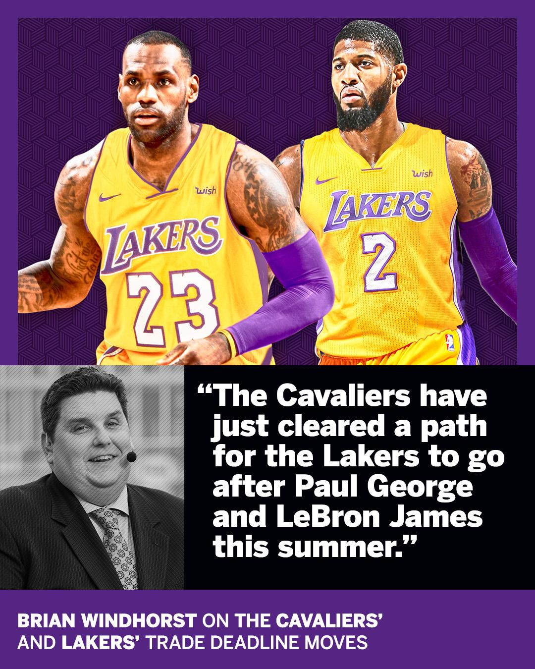 .@WindhorstESPN thinks these moves are the foundation for LBJ and PG13. https://t.co/HpctSVfkUt
