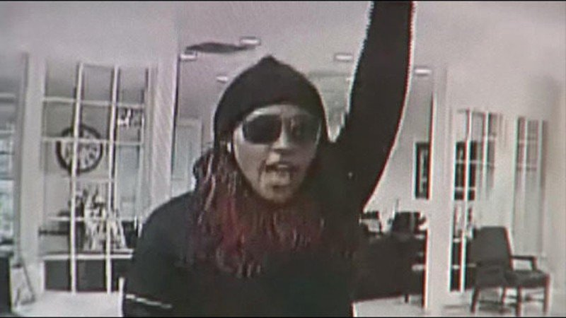 Alleged'Freedom Fighter Bandit' indicted by federal grand jury in Tennessee