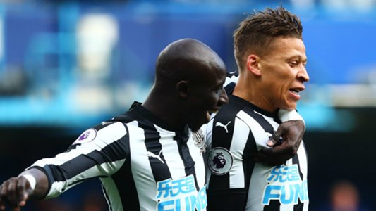 Newcastle United's Mohamed Diame targets victory vs. Manchester United