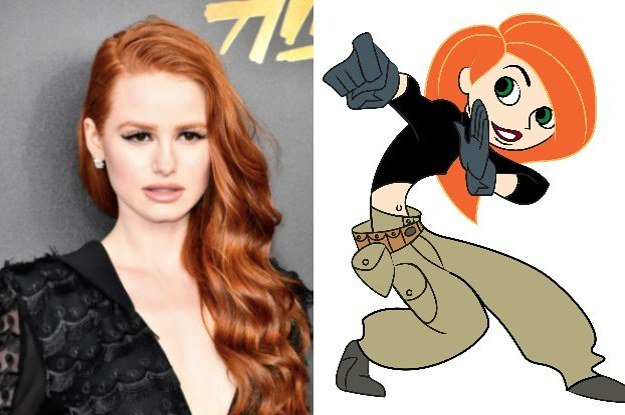 People Think Cheryl Blossom Should Play Kim Possible And Im So Here For That