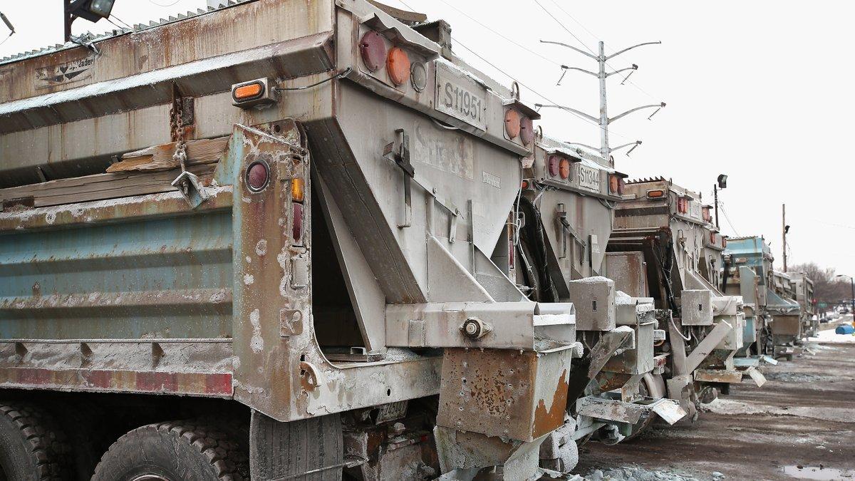 IDOT Warns Drivers Ahead OfSnowstorm