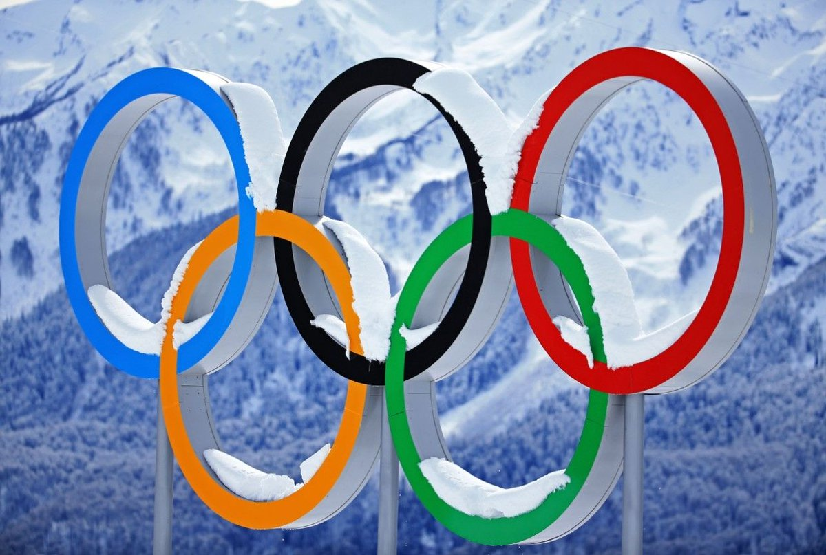 Good luck to all the athletes at this year's winter #Olympics ???? https://t.co/Iii6LxYXQP