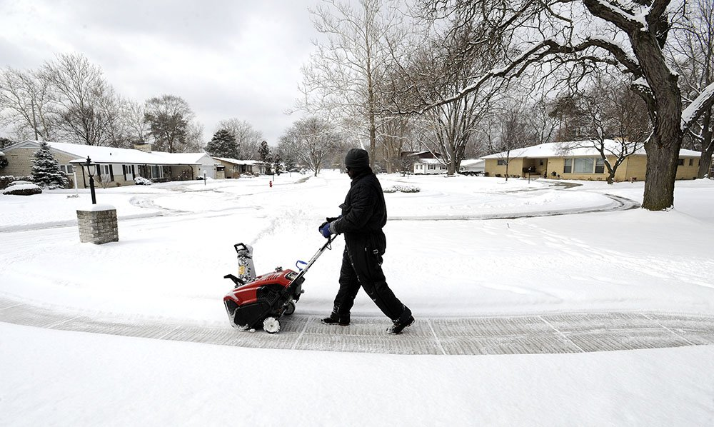 6-9 inches of snow on the way for Metro Detroit