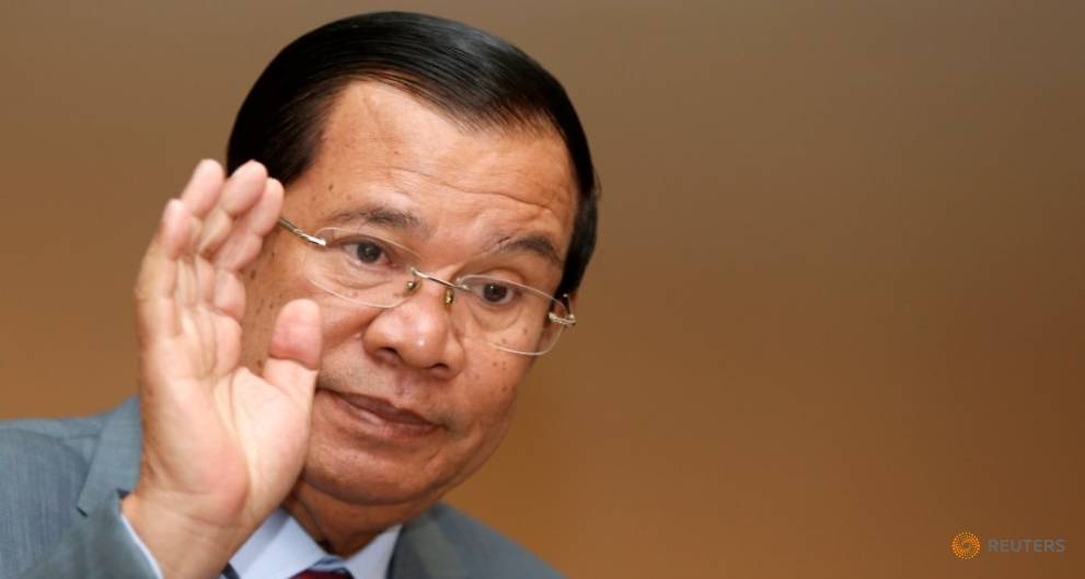 Cambodian PM's Facebook account at center of US legal case