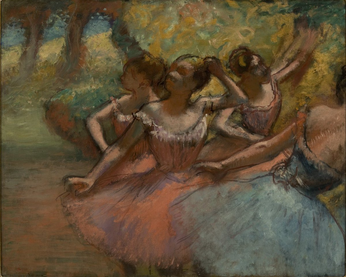Art Museum Opens Gallery Featuring Iconic Works From Edgar Degas