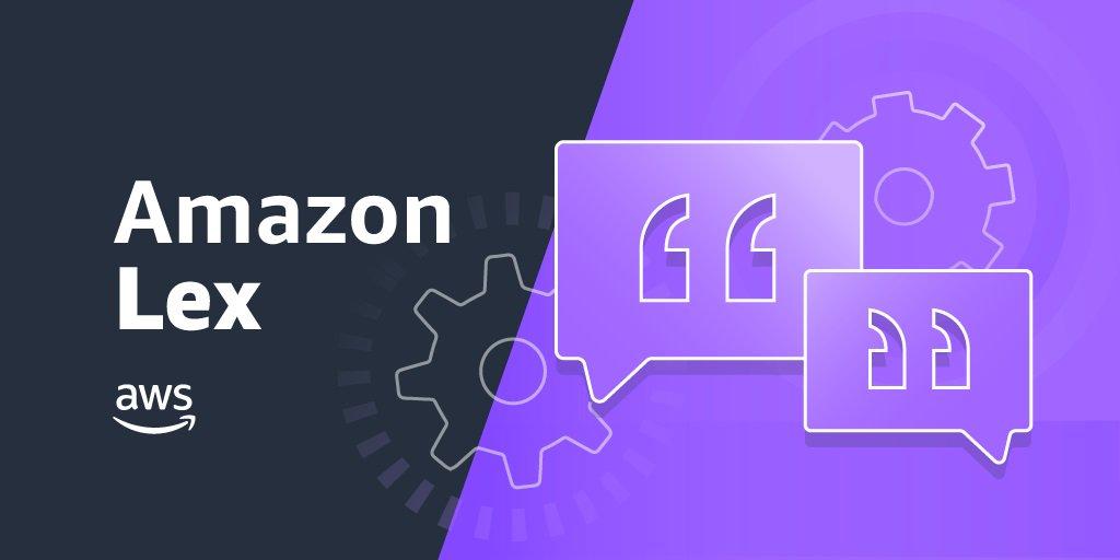Amazon Lex now integrates with Kik messaging platform. https://t.co/grcW1GoNm7 https://t.co/jtYwOwpI1C