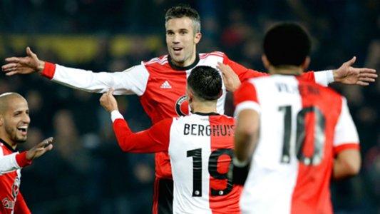 Robin van Persie scores first Feyenoord goal in 13 years