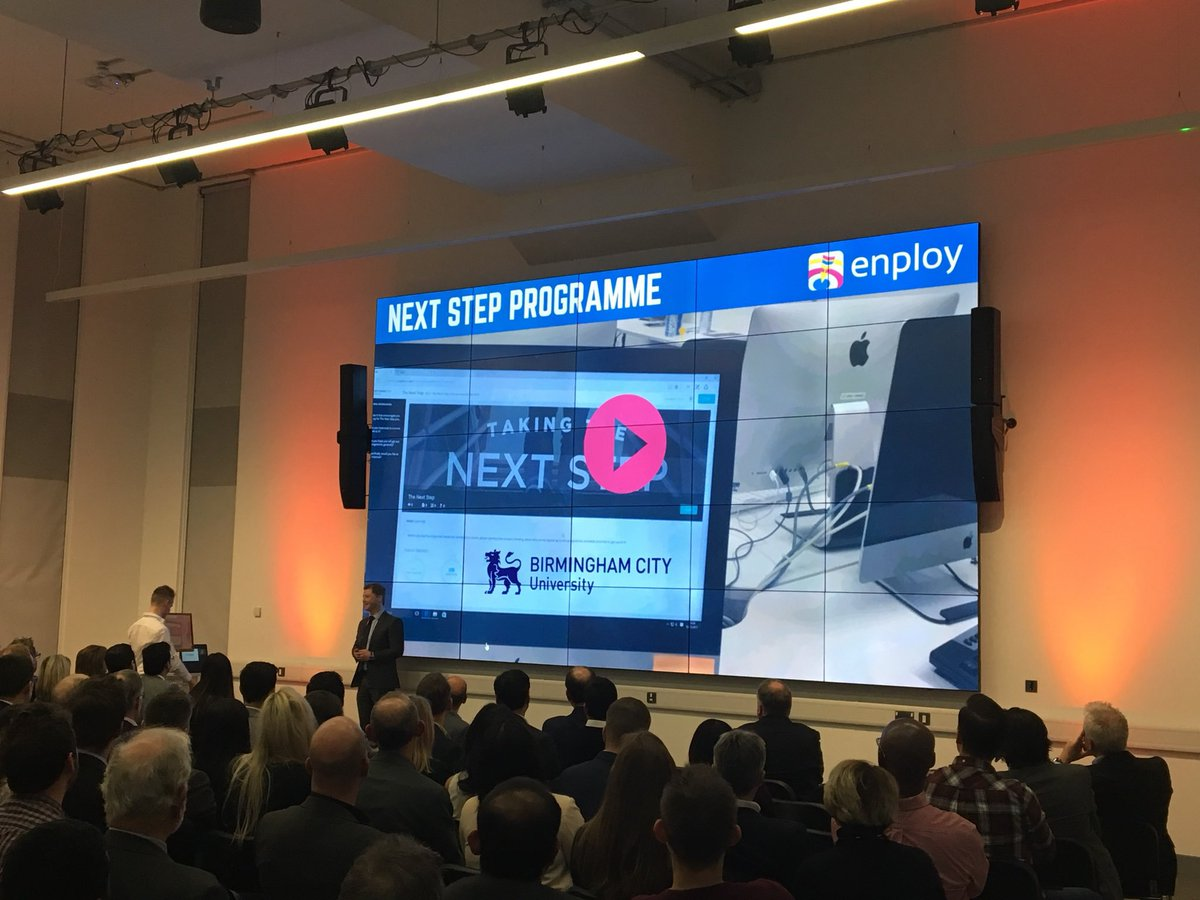 test Twitter Media - Last night I tried to embody what @EnployTalent stands for by taking myself outside of my comfort zone and confronting a personal fear. Chuffed to present to a packed house of >200 people. Many thanks to the team @PwC_Midlands, @TheBizzInn & @innobham  #ScaleMidlands https://t.co/G6vnGthynO