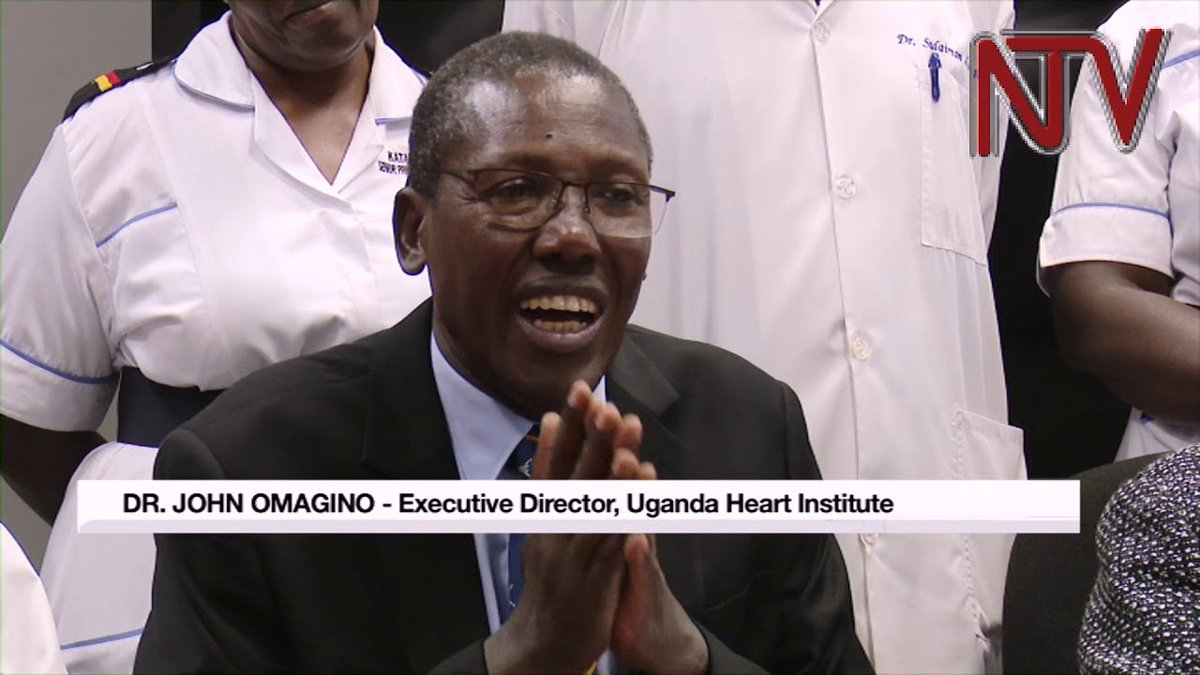 Uganda Heart Institute carries out second heart surgery