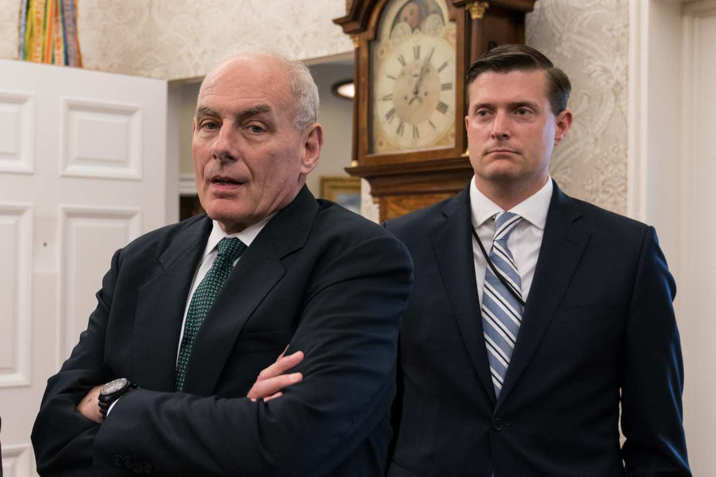 John Kelly's mission was to end the Trump drama. Now he's at the center of it. https://t.co/jMyLboGa5A https://t.co/C0GgXBU0Rz
