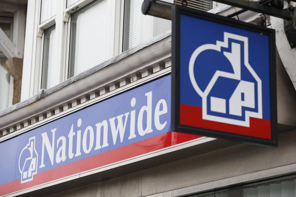 Nationwide Building Society profits fall by 6% as Brexit bites