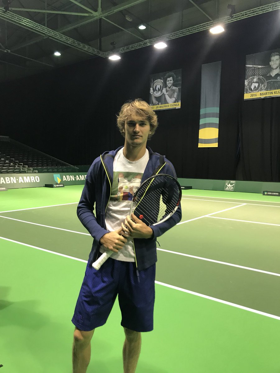 Roger Federer's record since r zverev