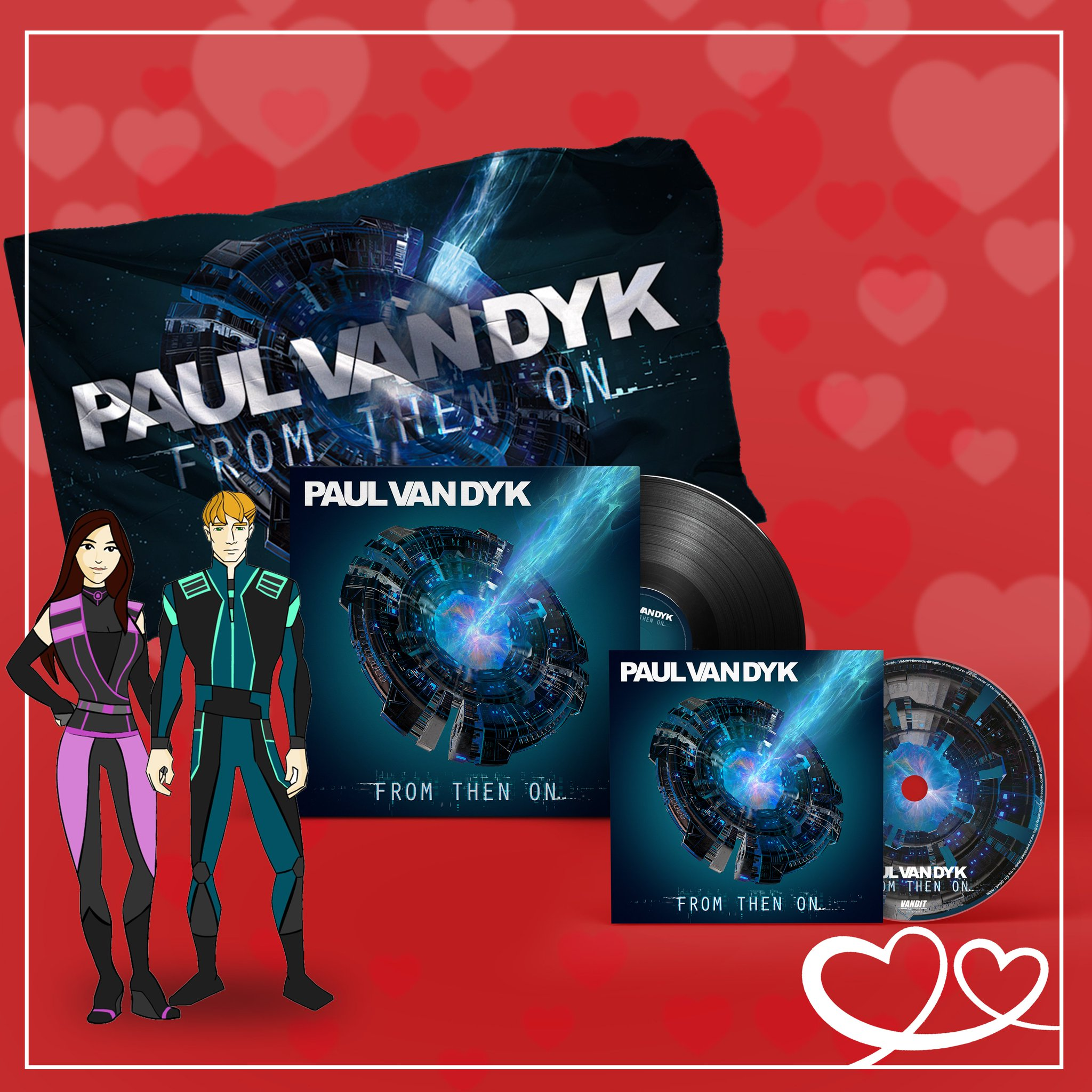 The perfect #ValentinesDay present for music lovers! #FromThenOn https://t.co/PUnF7KNMFH https://t.co/hvze15eSMJ