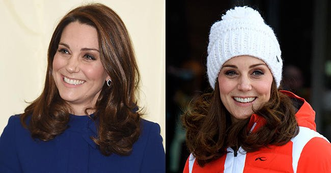 Kate Middleton has a very simple hack for getting volumised hair