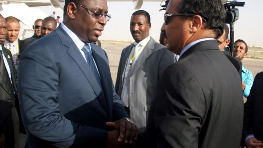 la pêche et le gaz au cœur de la visite du président sénégalais