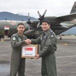 Singapore sends humanitarian aid to Taiwan's earthquake victims