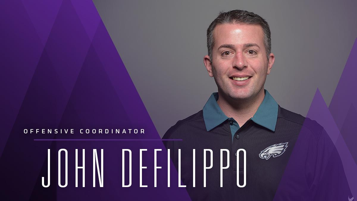 1️⃣. Hire an offensive coordinator ✔️  Welcome to the #Vikings, John!   ��: https://t.co/ZRbYEIhPSh https://t.co/e1nt4CYG4e