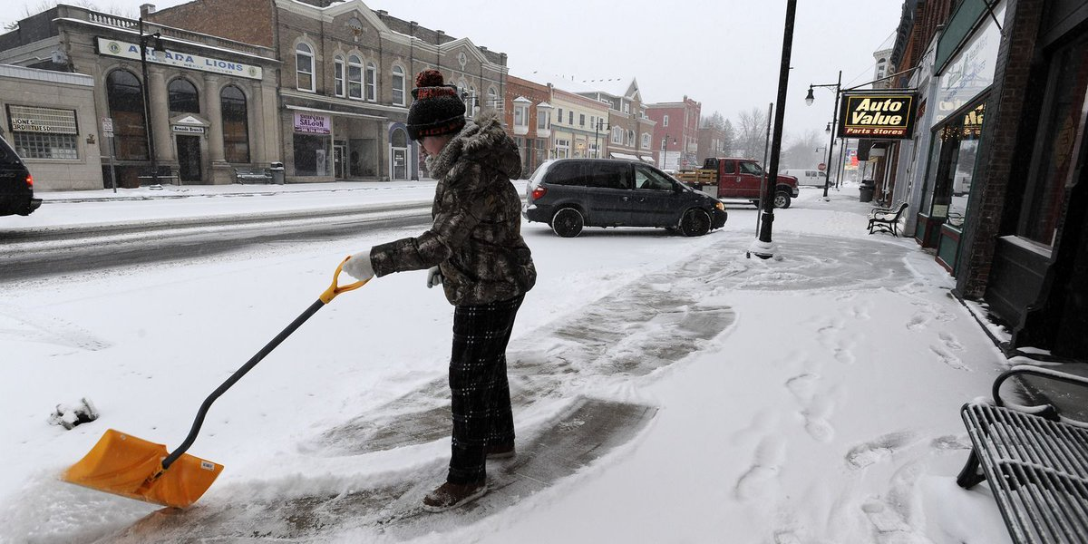 Winter weather: Latest conditions and updates