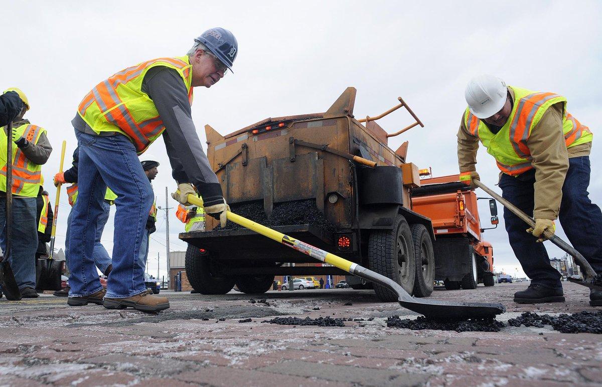 House speaker: Let's pump up road repair aid now