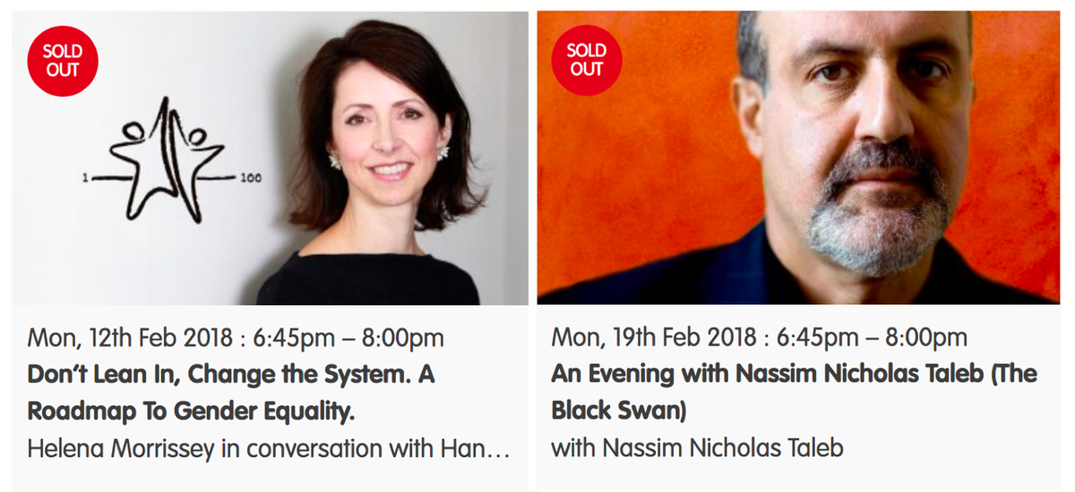 test Twitter Media - @MorrisseyHelena @nntaleb You are both sold out now.........It was only a matter of time!  😊😊 https://t.co/GWWByb3X4S
