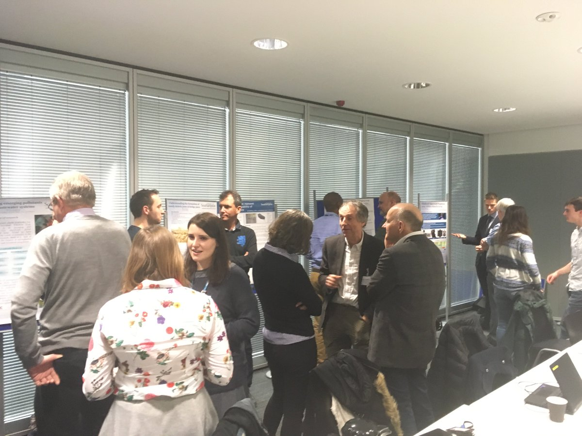 test Twitter Media - ICER members presented posters of their research at the CDT-SIS Industry steering committee on the 8th February 2018 at our Boldrewood Innovation Campus. https://t.co/fhSQ6XsRmd