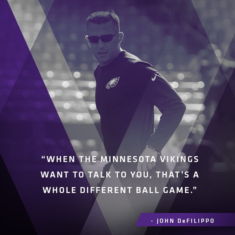 In Minnesota, John DeFilippo sees a special opportunity.  ��: https://t.co/p5Bkt0F5KM https://t.co/B0me55mxBR