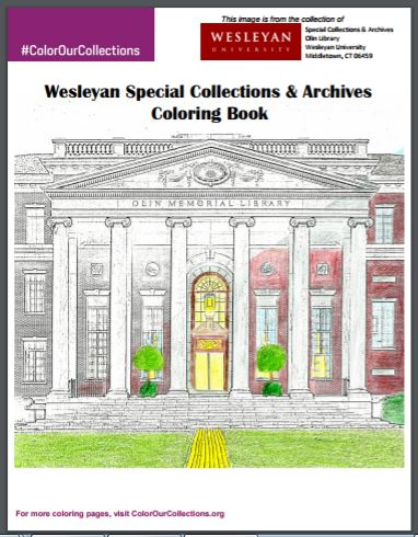 test Twitter Media - Special Collections & Archives participating 1st time in @NYAMNYC #ColorOurCollections this week. Download our coloring book featuring iconic campus architecture, archival collections & rare book illustrations. Download here https://t.co/UCS5m2YKE2 & tweet us your masterpieces. https://t.co/CIiPuiymCc