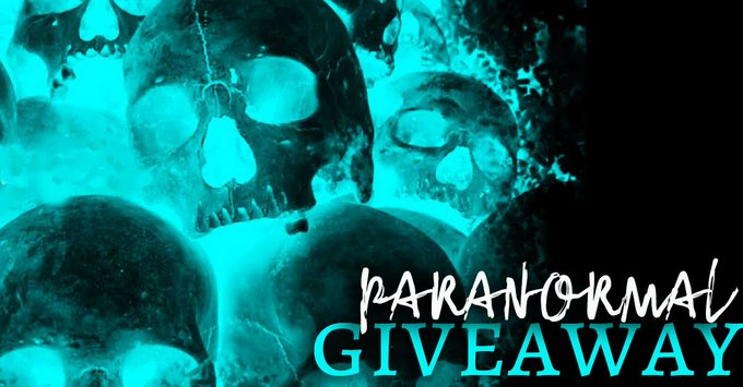 #Paranormal #Giveaway – #Win ANY Paranormal Novel! #FREEbooks #Kindle