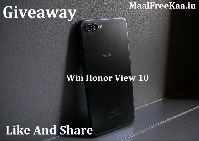 Honor View 10 Giveaway Win Yourself Free AL Phone