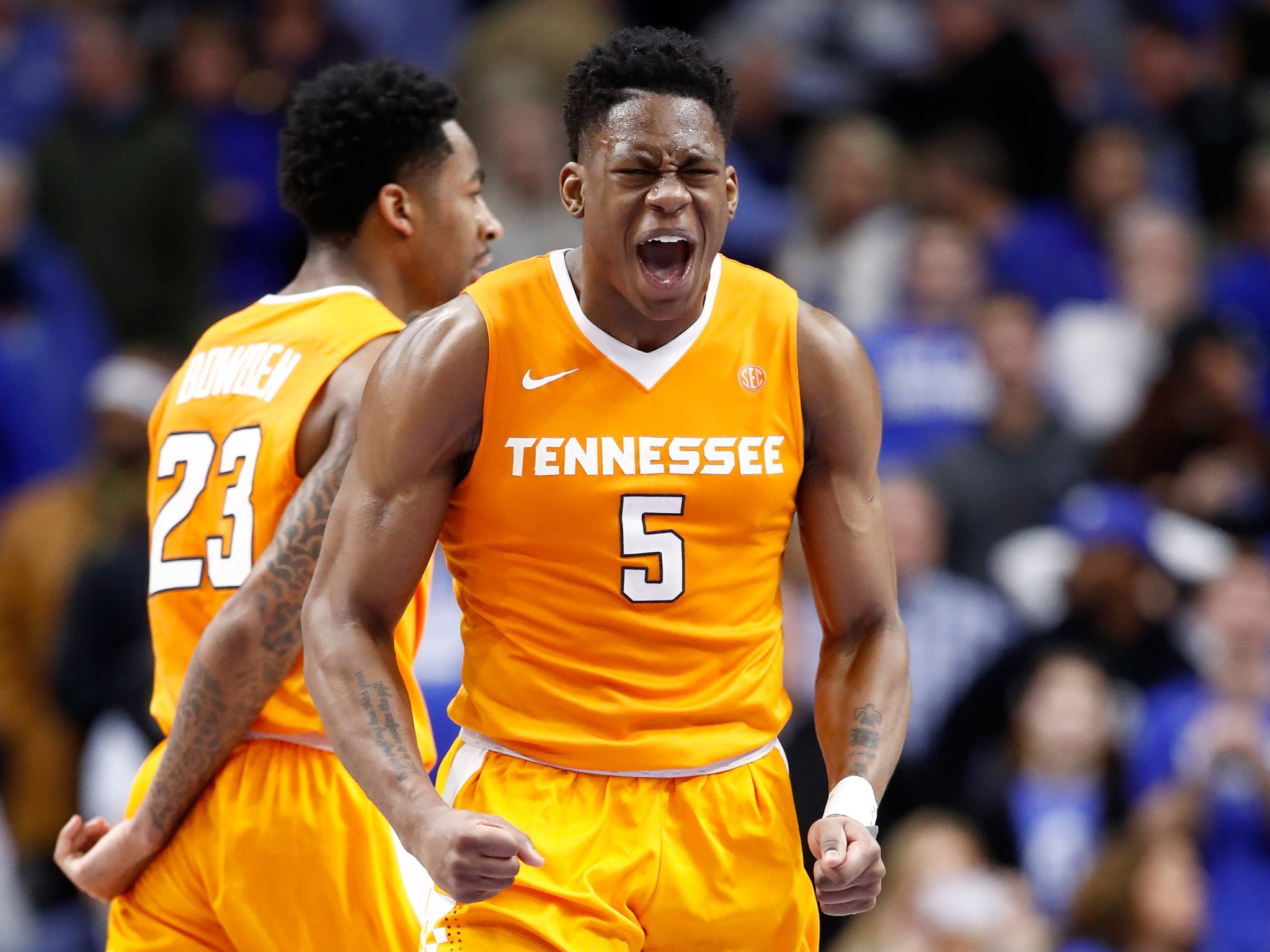 Here's why Tennessee — the men! — could easily get a No. 1 seed. https://t.co/Ot1m9CKHmT https://t.co/MQTrupxqCg
