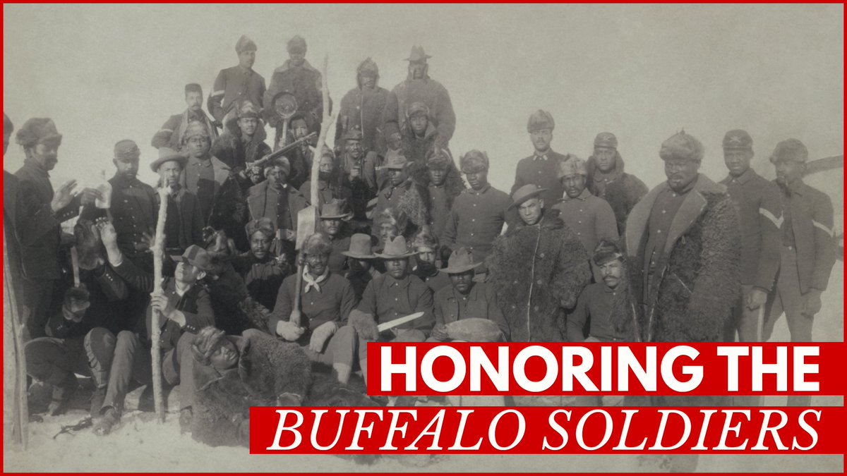 "Today we remember the ""Buffalo Soldiers"" who served at Nebraska's Ft Robinson nearly 100 years before the Civil Rights Act. These volunteers suffered indignities from their colleagues, commanding officers, and even from the very citizens they worked to protect. #BlackHistoryMonth https://t.co/bS3s76rUw6"