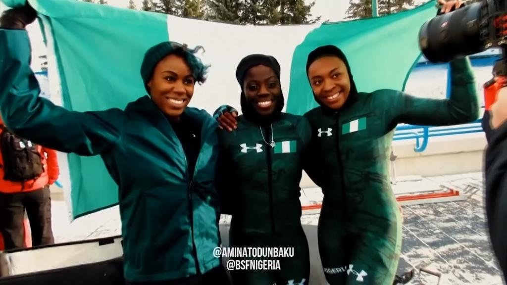 Record number of African countries take part in Winter Olympics