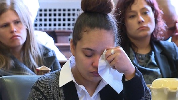 Emotions run high during 3rd day of Briana Benson's murder trial