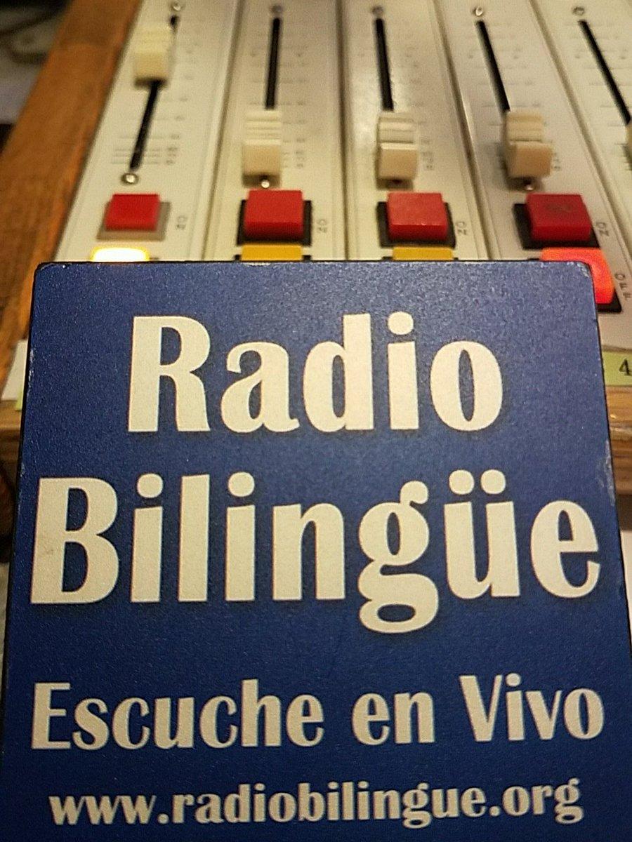 test Twitter Media - Ya estamos live en vivo con Rockin Da House en @radiobilingue difusion al #rockalterlatino #latinalternative https://t.co/QNr2GTirW3