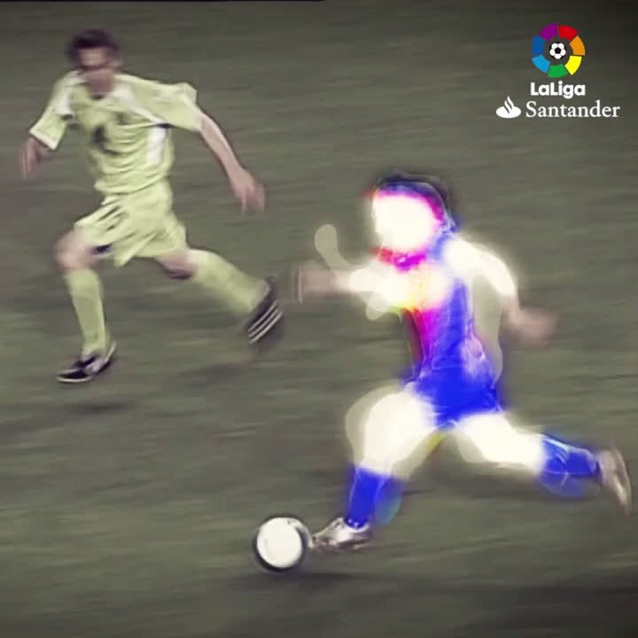 RT @LaLiga: ???????? Leo Messi ????????  #BarçaGetafe https://t.co/N7ftiQ6yLv