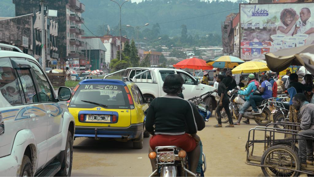 opération de bouclage et scènes de panique à Bamenda