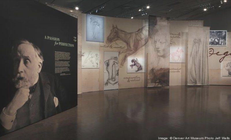 Denver Art Museum expects new Degas exhibition to make a big impression