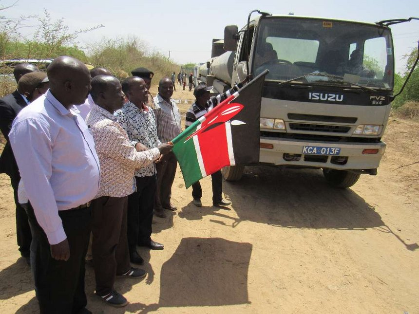 Trucks to supply water in Baringo where 200 schools face closure in drought