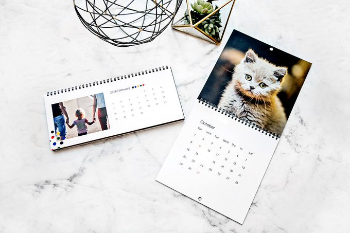 "AdoramaPix ""Do it Yourself"" Calendar GiveAway!  Ends 2.28"