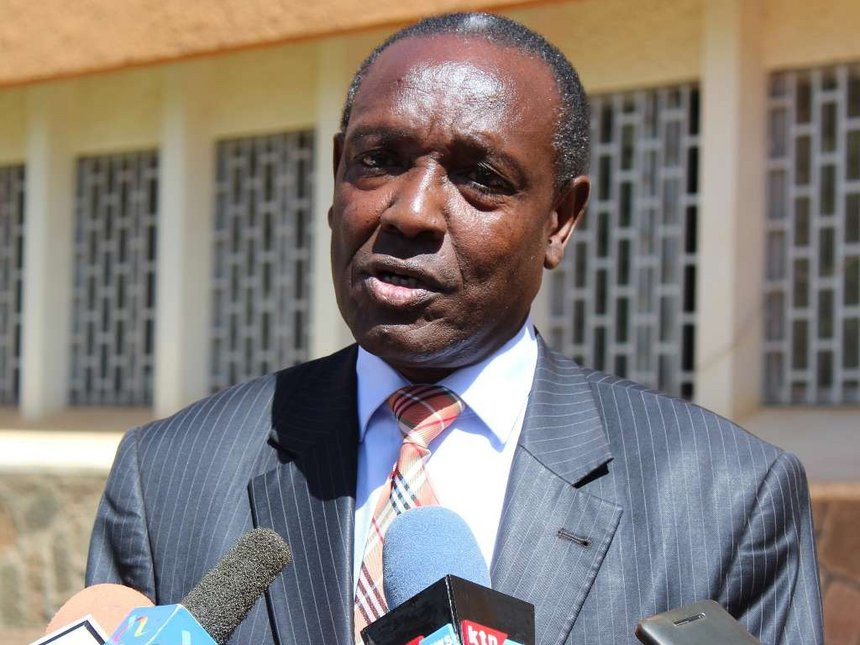 Illegal kiosks to be cleared for expansion of Nyeri roads