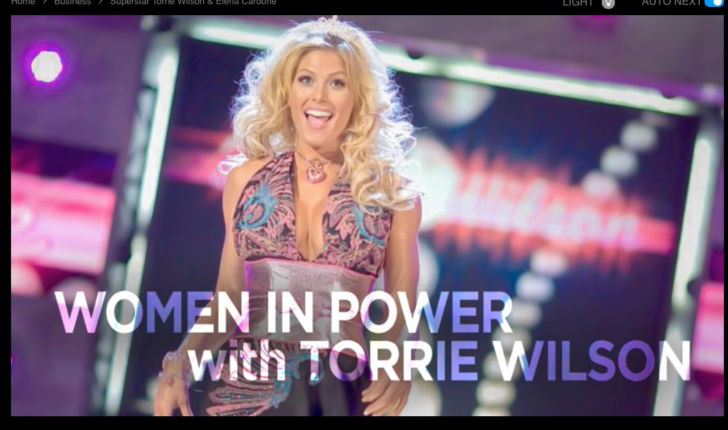 RT @GrantCardoneTV: Watch as @elenacardone interviews @torrie11 on Women in Power https://t.co/TK1rs6IwWH https://t.co/xEx6lasYeq