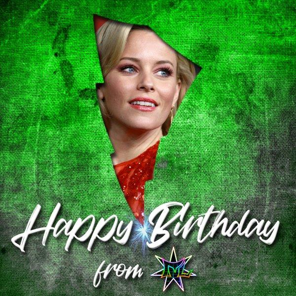 Happy birthday to Elizabeth Banks aka Rita Repulsa from the (birthday pic via )