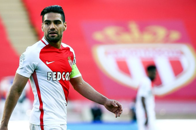 Monaco\s main man  Colombia\s all-time goalscorer Happy birthday, Radamel Falcao