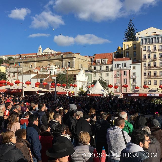 test ツイッターメディア - リスボンのマルティン・モニス広場で行われている、チャイニーズ・ニューイヤー・フェスティバル。この地区にはたくさんの中国人が住んでいます。 #リスボン #ポルトガル https://t.co/h2hXPebRrq