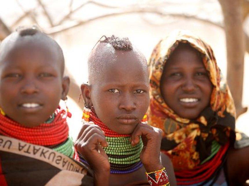 Poverty-stricken Turkana dreams of oil wealth