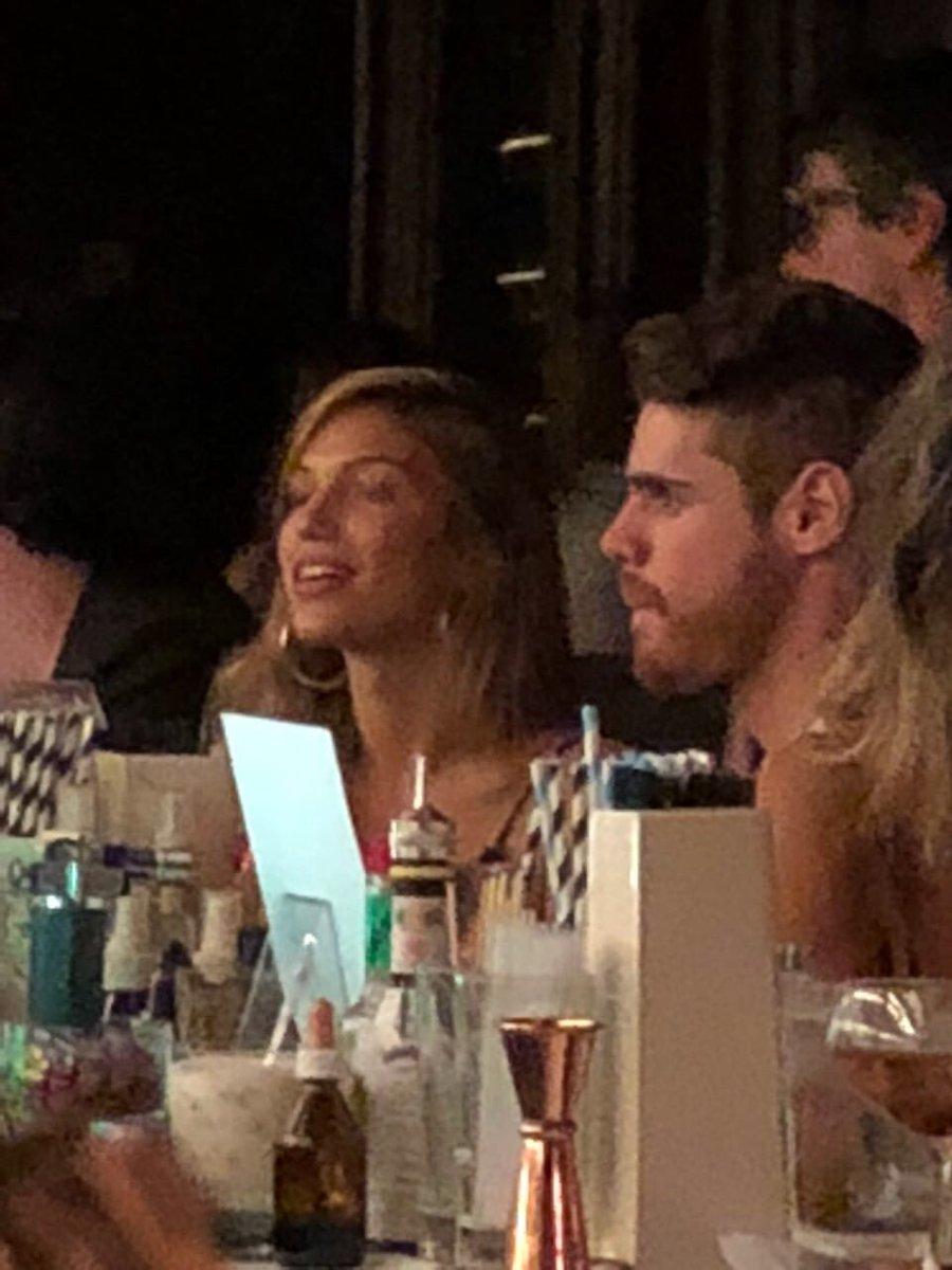 Fotos de gaston soffritti y su novia