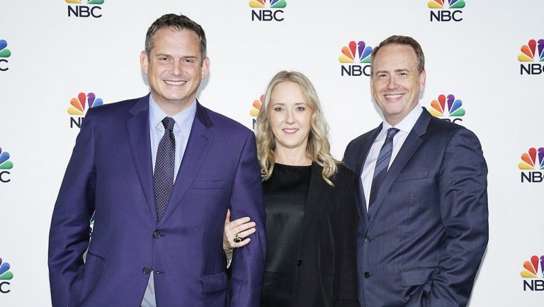 Who will replace new Amazon Studios head Jennifer Salke at NBC?