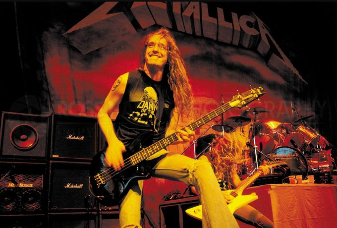 Happy Birthday CLiff Burton <3