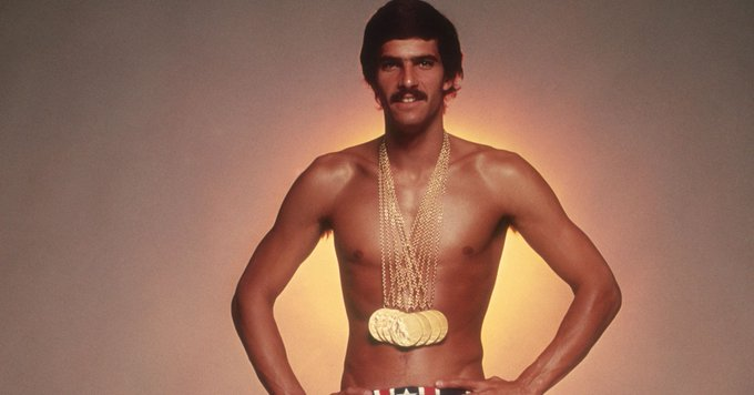 Happy Birthday to Mark Spitz